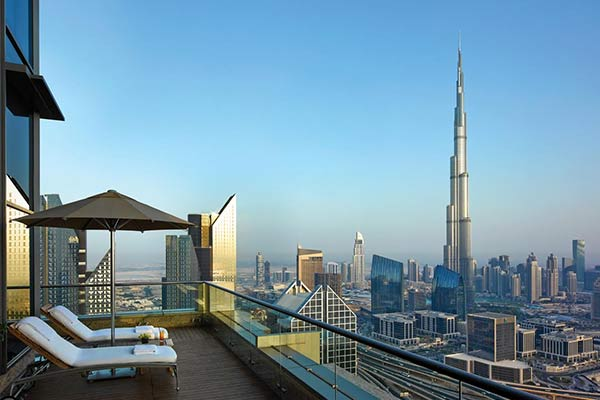 Hotels with the most beautiful views in dubai bookmyshow uae for The most beautiful hotel in dubai
